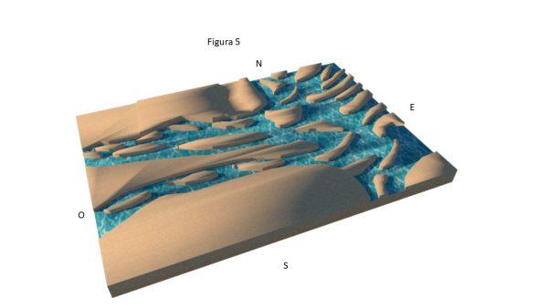 Troncos fósiles de Arevalillo de Cega.
