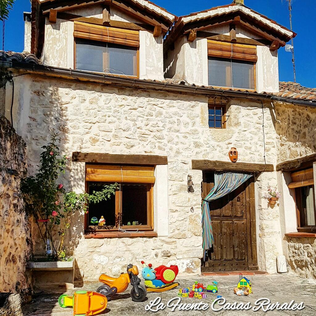 casa rural turismo familiar turismo con niños segovia