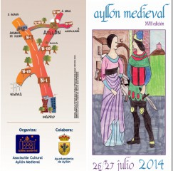 Ayllón medieval 2017.