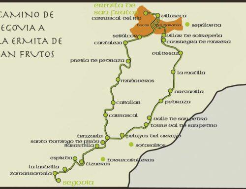 – Camino de San Frutos. La Pajarera.