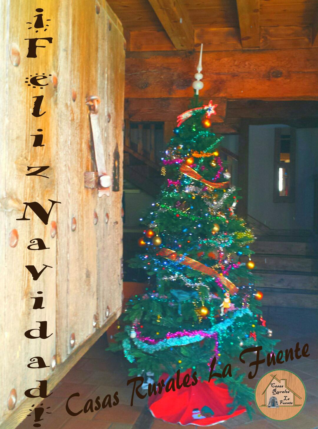 Navidad 2017 -2018 Casas rurales de Segovia