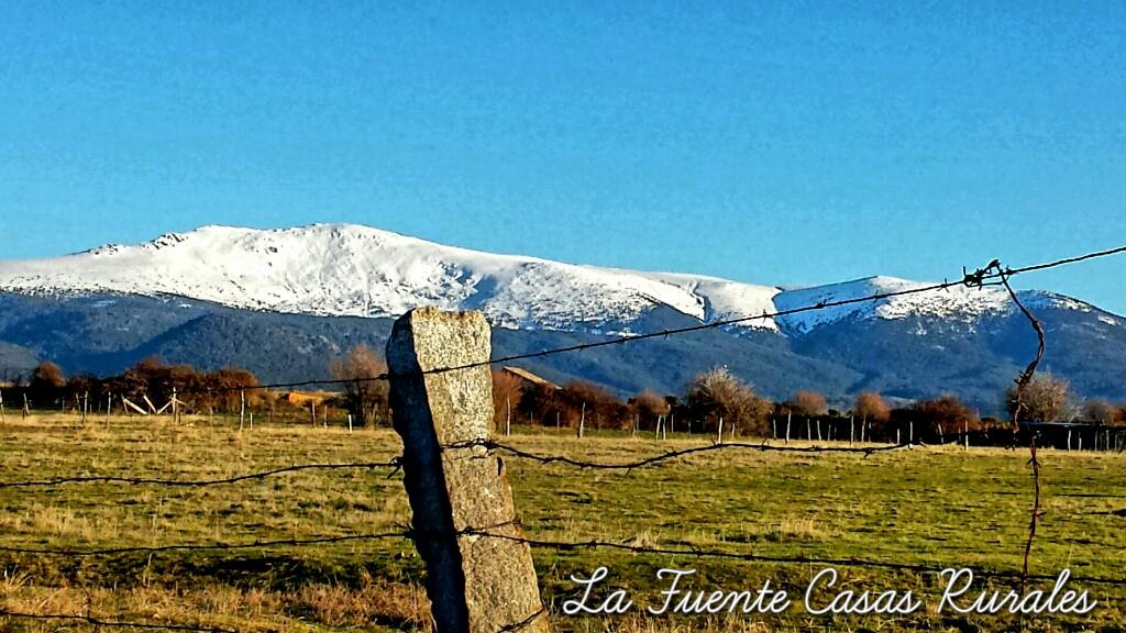 Parque Nacional Sierra de Guadarrama. Segovia. Rutas de Senderismo Enero, Febrero y Marzo 2018.