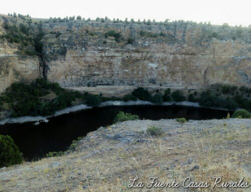 – Hoces del Río Duratón. Senda Larga.