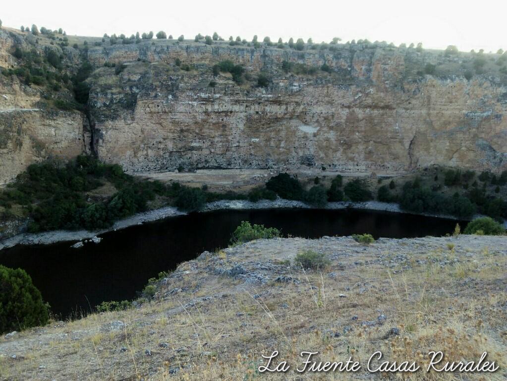 Hoces del Río Duratón. Sepúlveda . Senderismo.