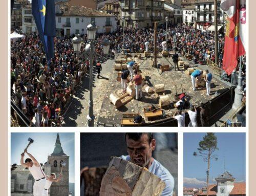 – La Fiesta de los Gabarreros. El Espinar 2018.