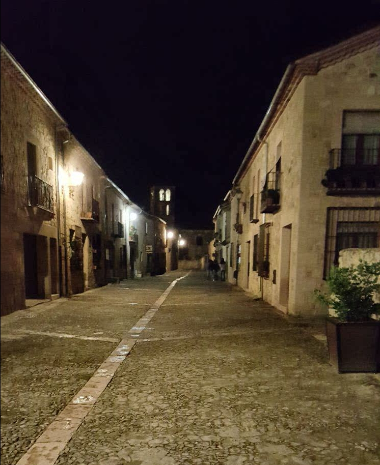 Conciertos de las Velas de Pedraza 2018. Segovia.