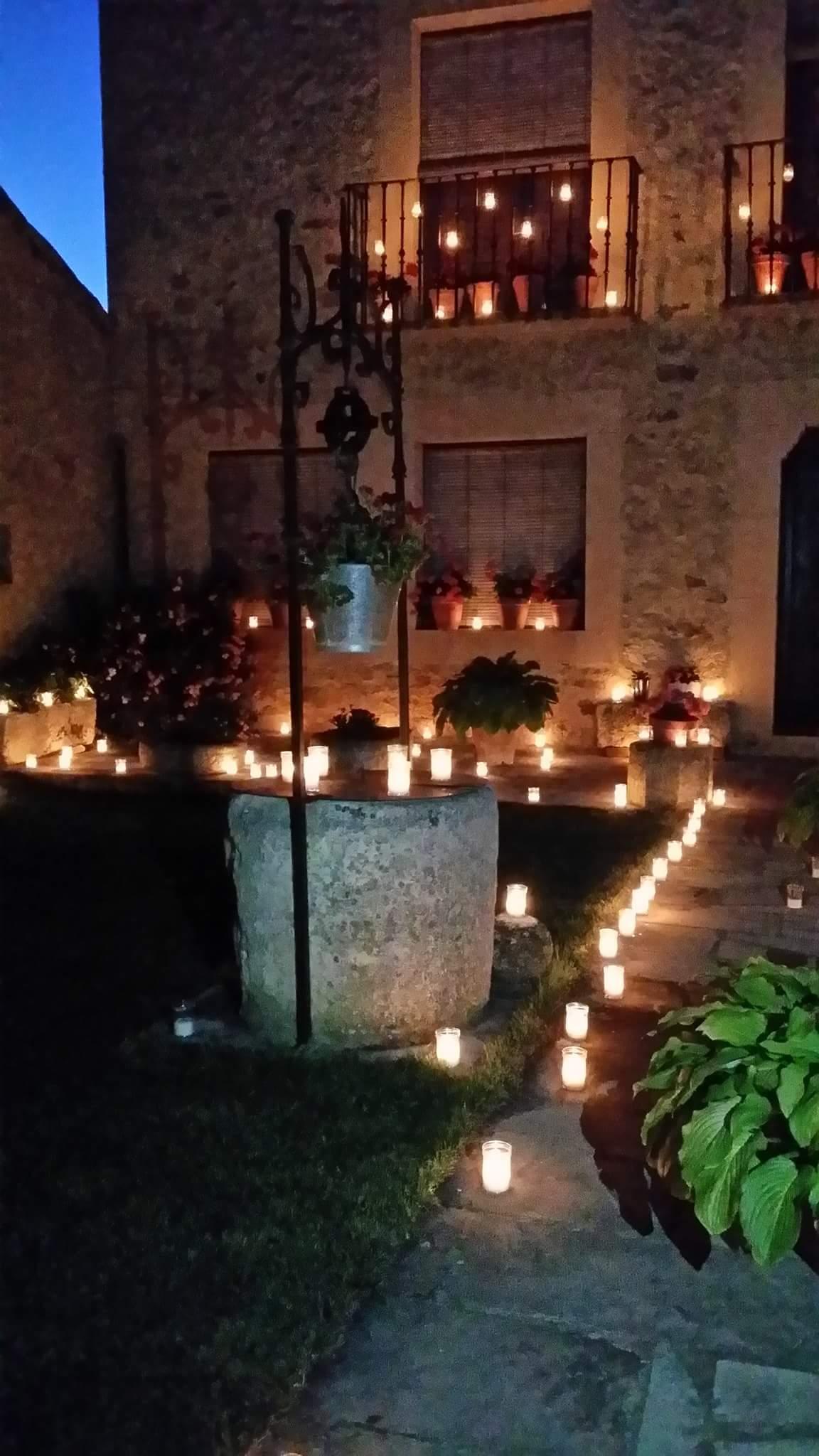 XXVII Conciertos de las velas de Pedraza 2018.