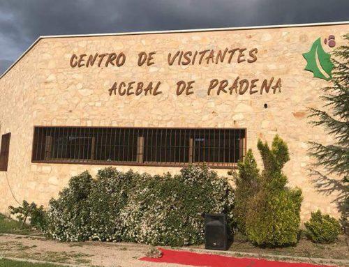 – Centro de visitantes «El Acebal» de Prádena.