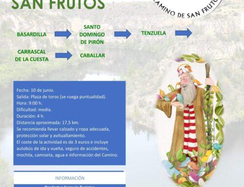 – II Etapa del Camino de San Frutos.