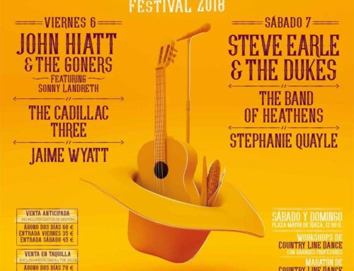 – Huercasa Country Festival 2018, Riaza.