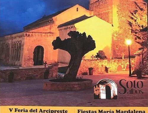 – V Feria del Arciprete. Sotosalbos 2018.