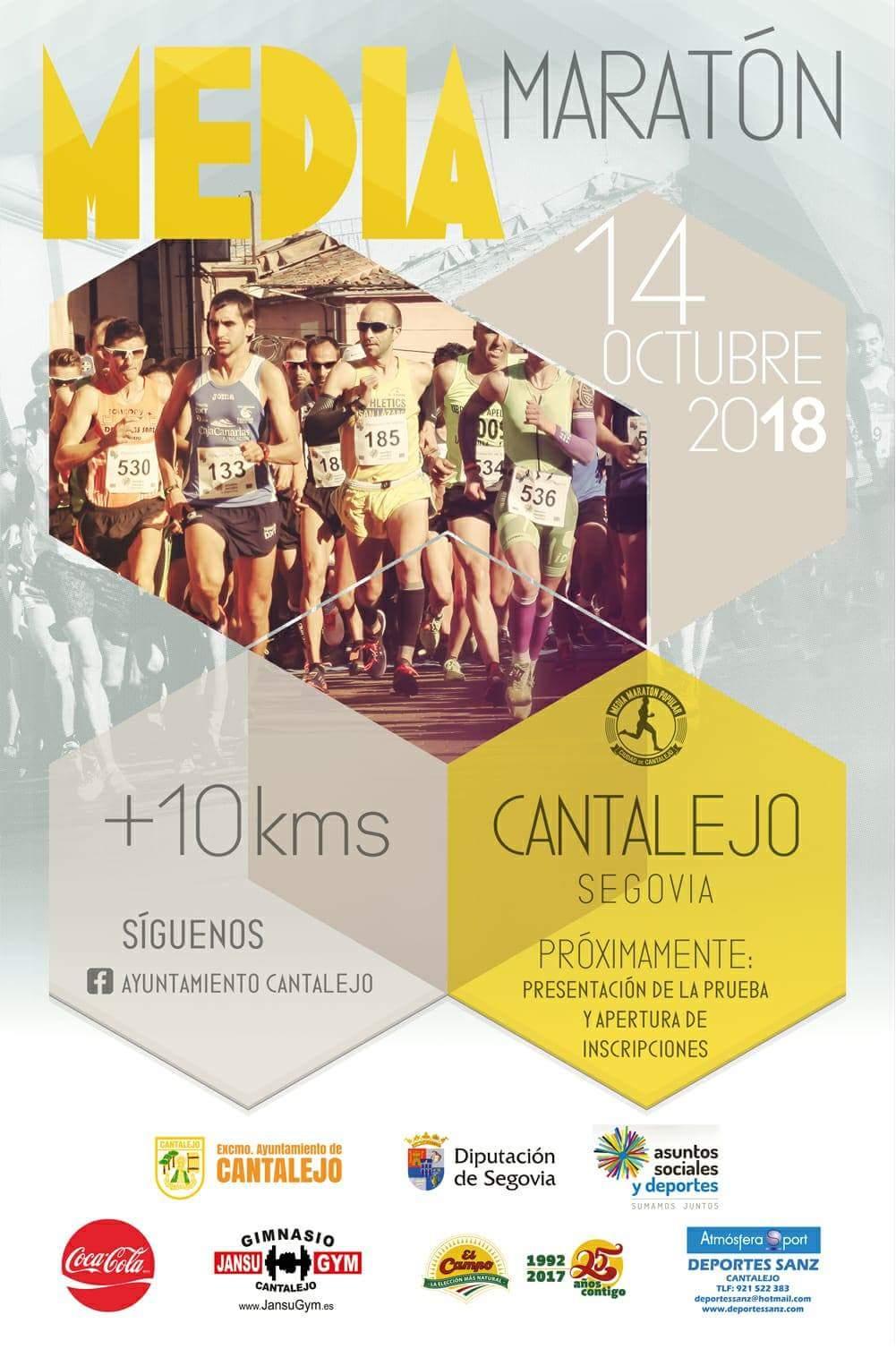 Media Maratón Cantalejo