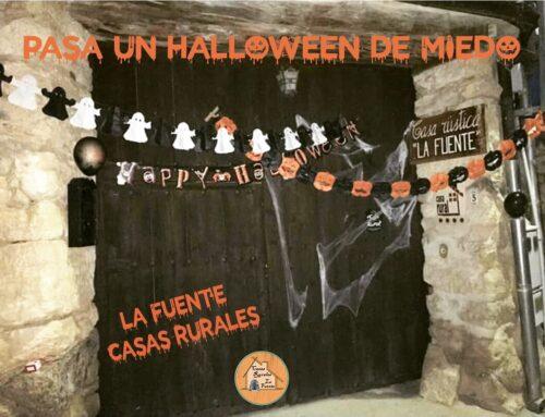 – Halloween 2018. Casas Rurales La Fuente.