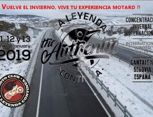 – La Leyenda Continua 2019. Cantalejo.