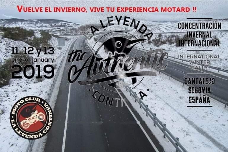 La Leyenda Continua 2019 La Leyenda Continua