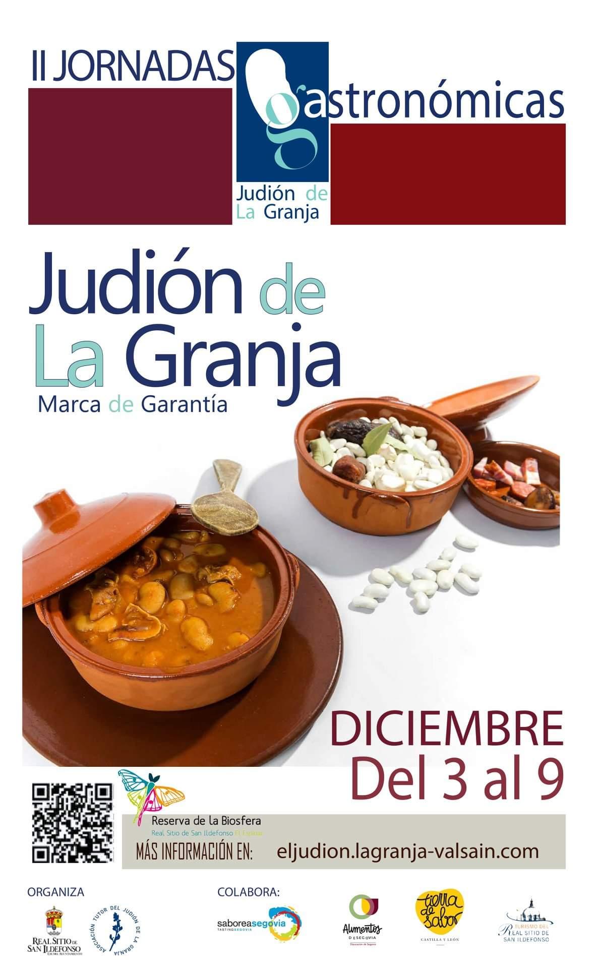 II Jornada Gastronómica del Judión de la Granja.
