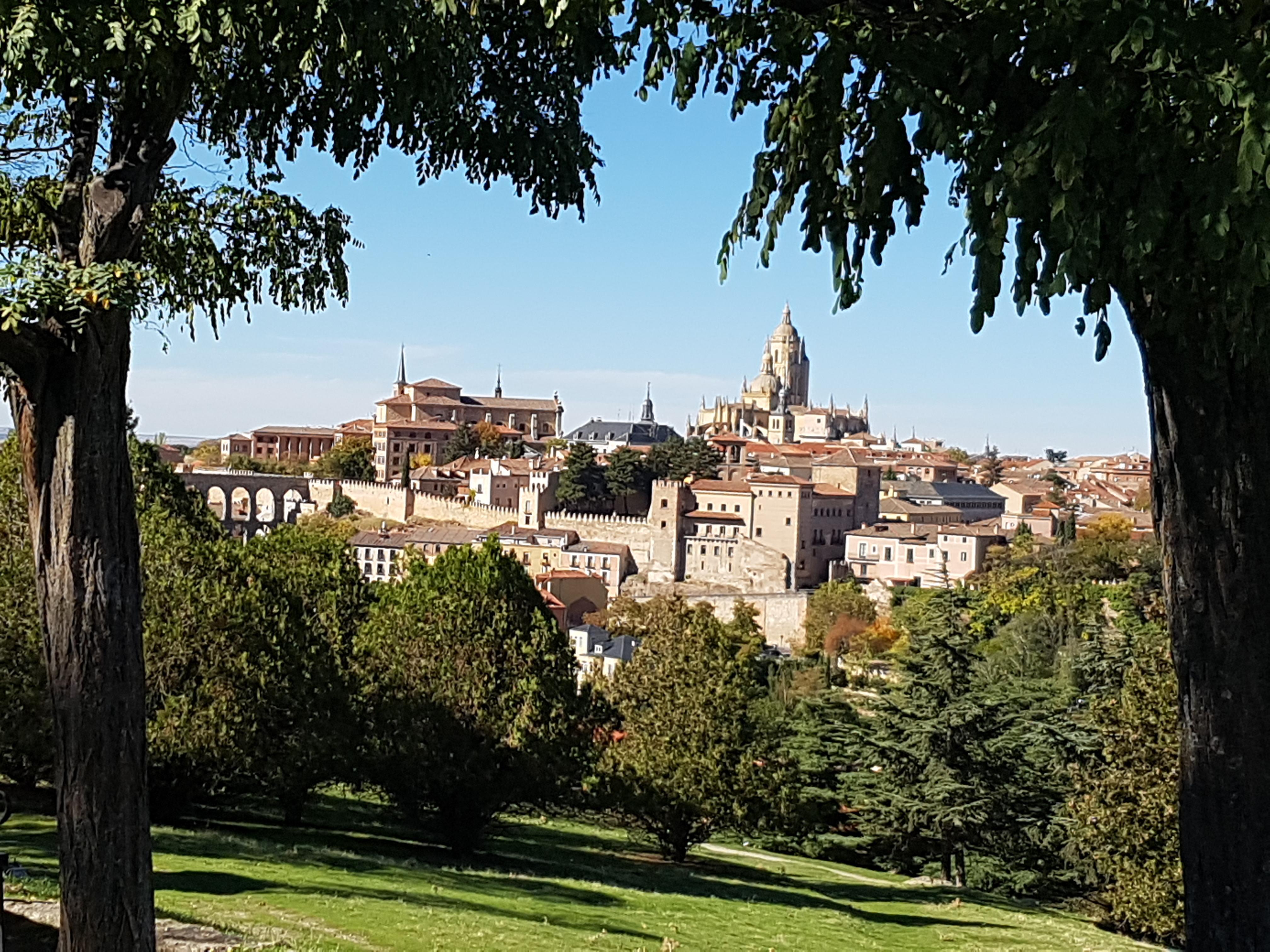 Estatua del diablillo de Segovia