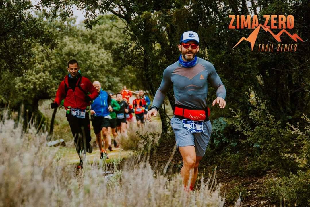 Zima Zero. Trail Pedraza.