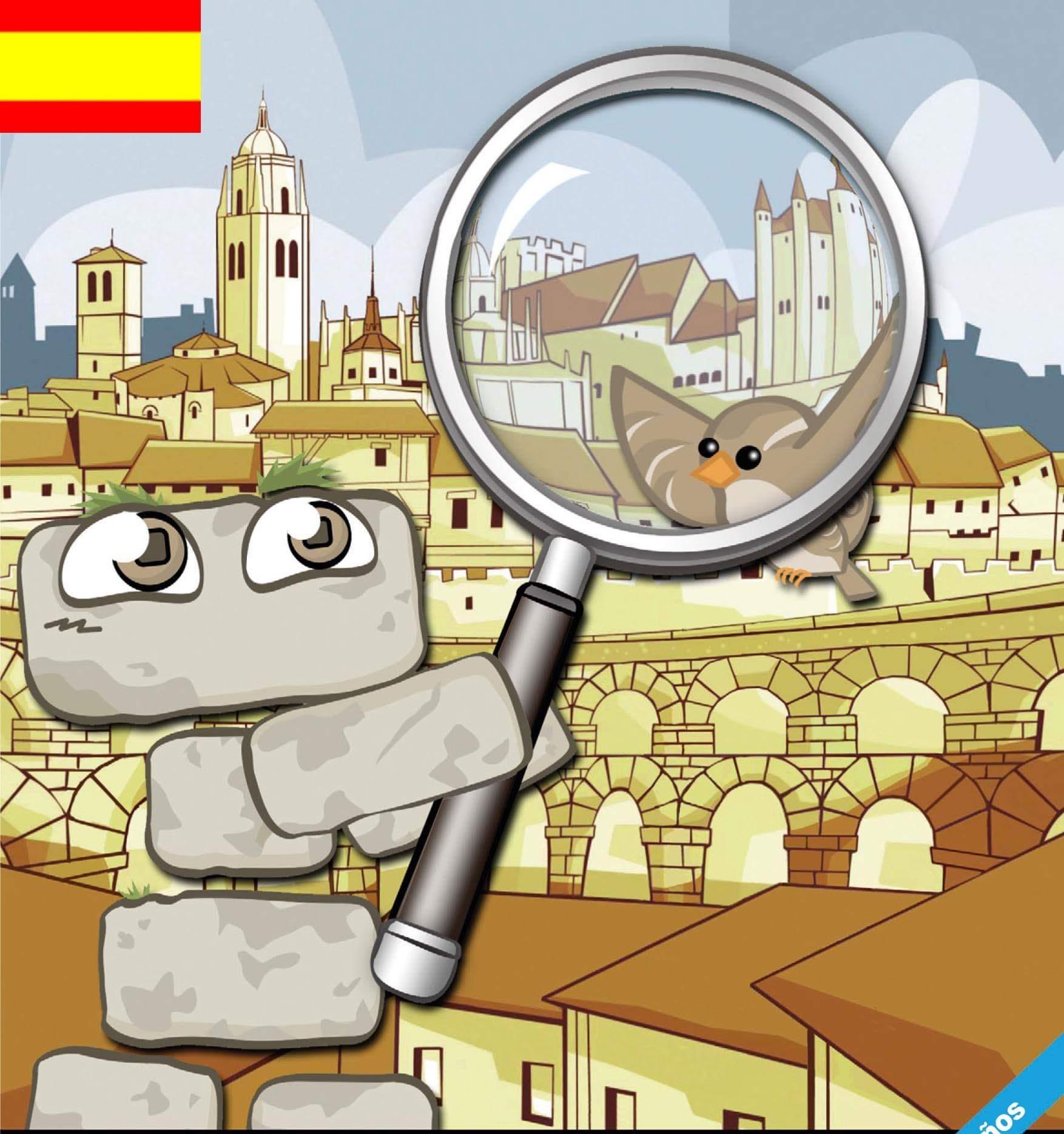 Viajar a Segovia con niños