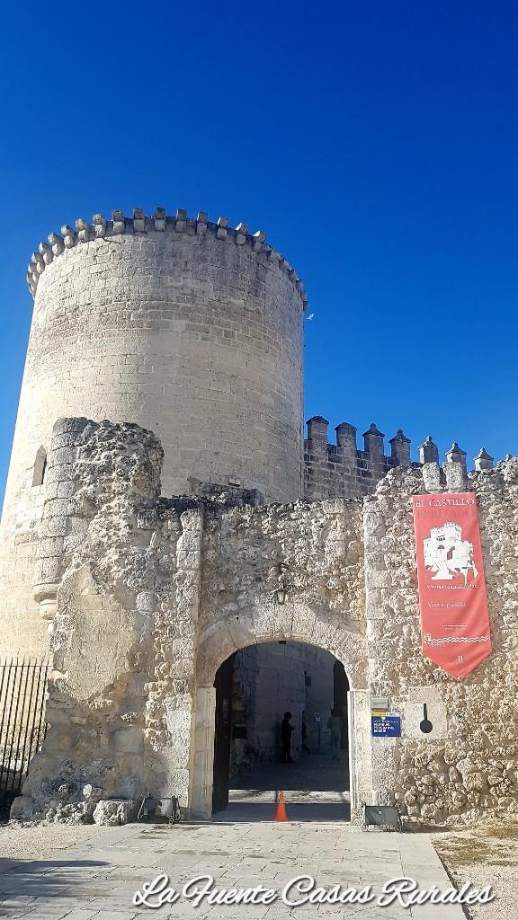 Visitas teatralizadas Castillo de Cuéllar.