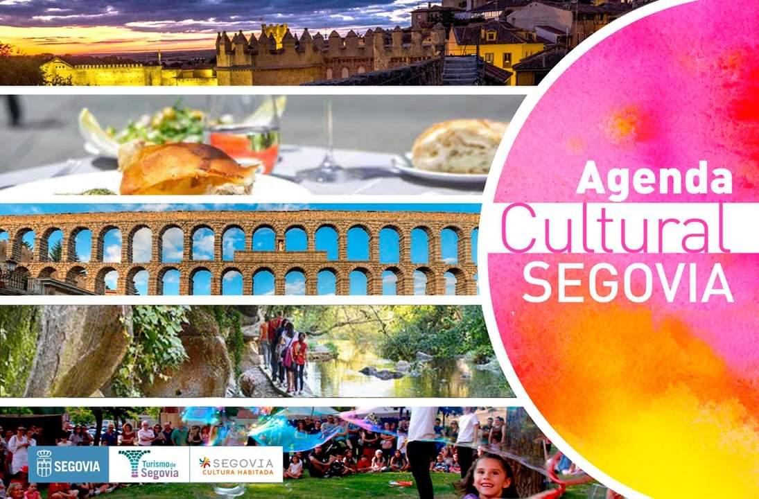 Agenda cultural de la ciudad de Segovia