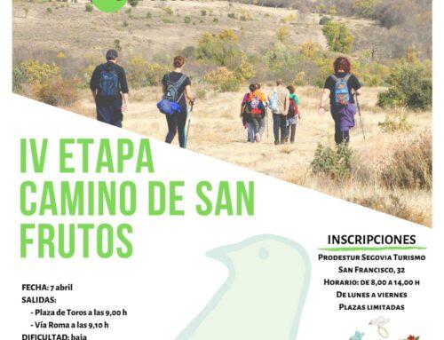 – IV Etapa del Camino de San Frutos.