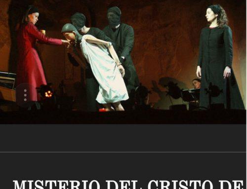 – El misterio del Cristo de los Gascones, Segovia.