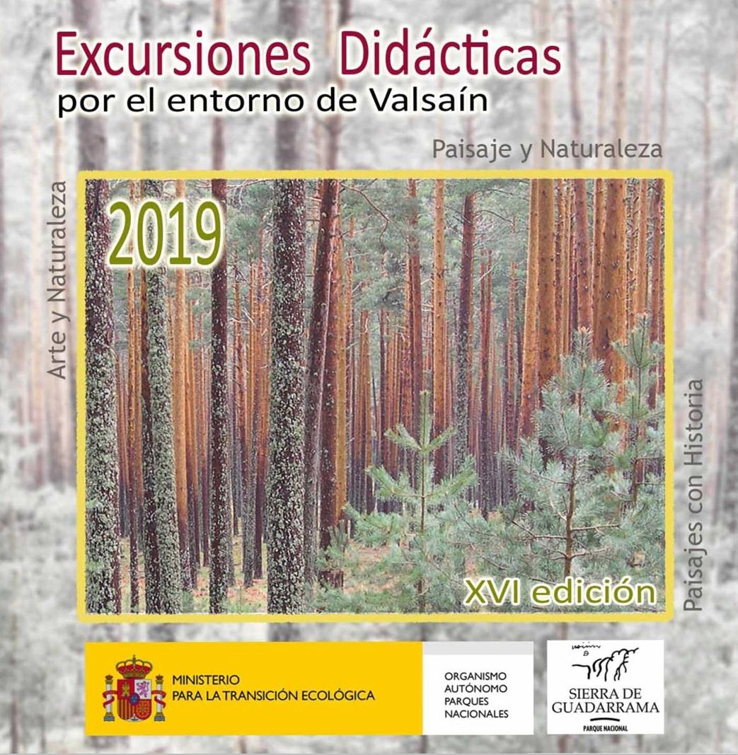 Excursiones didácticas por la Sierra de Guadarrama