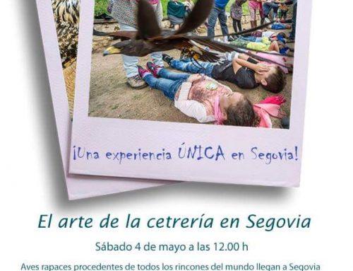 Puente de mayo en Segovia. Actividades con niños.