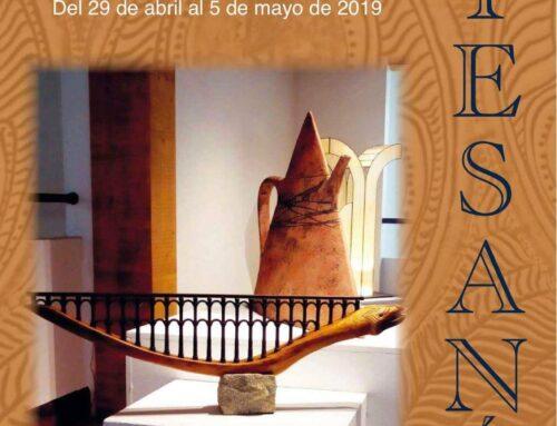 XXXIX Feria Nacional de Artesanía de Segovia.