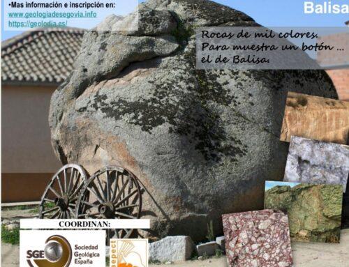 – Geolodía 2019. Segovia.