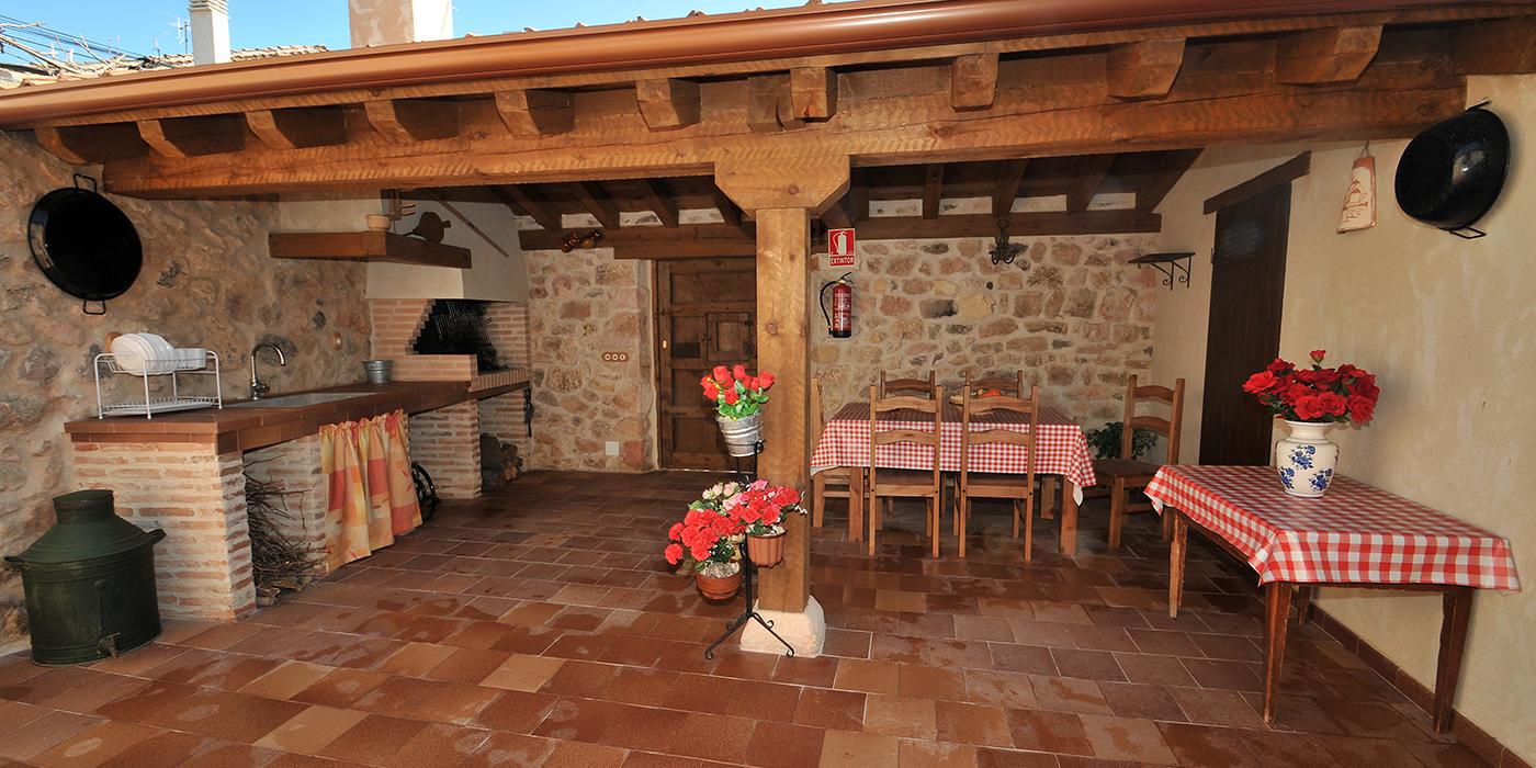 Casa Rural La Fuente de Pavía