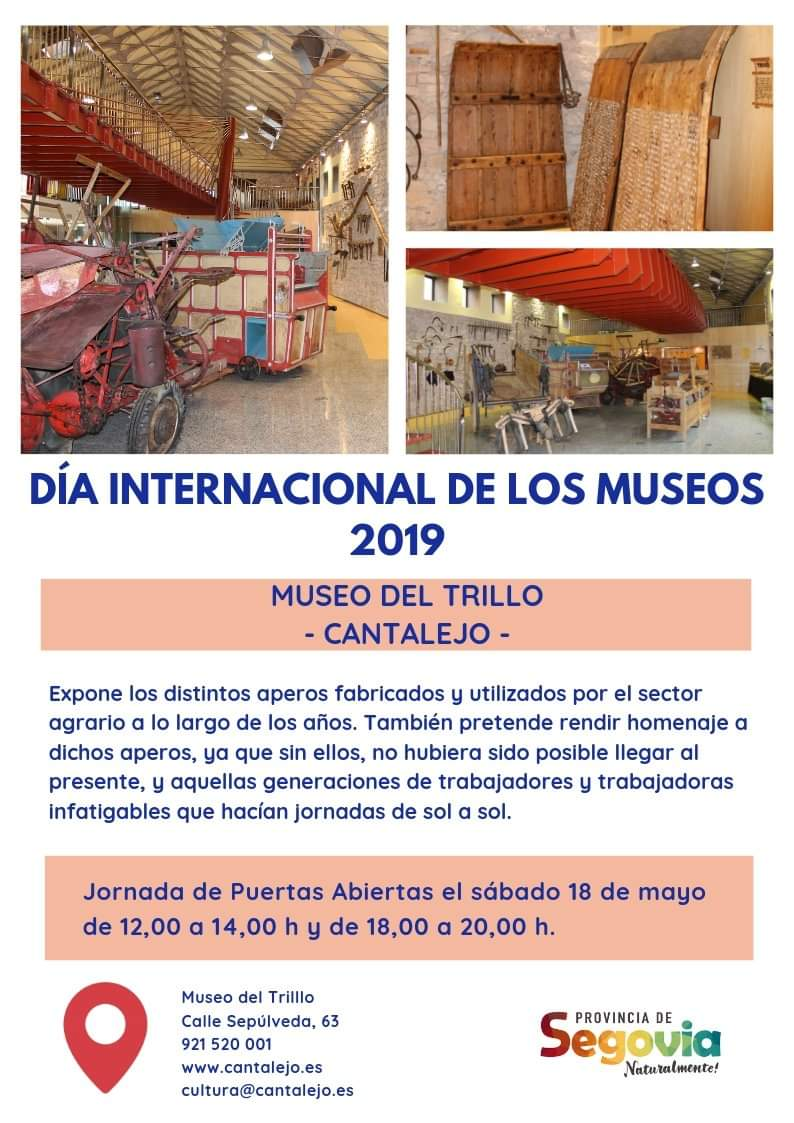 Dia Internacional de los Museos 2019