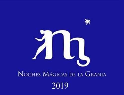 Noches Mágicas de La Granja 2019.