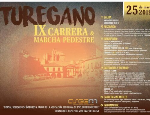 IX Carrera y VI Marcha Pedestre «Villa de Turégano».