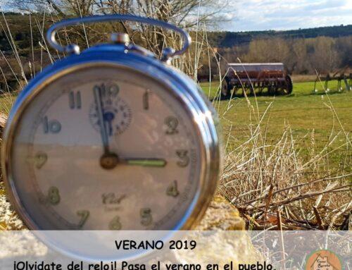 Ofertas verano 2019. Casas Rurales La Fuente.