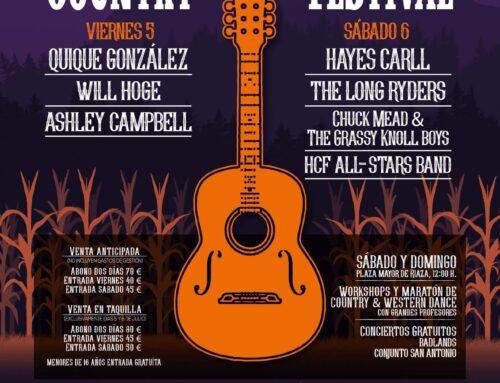 – Huercasa Country Festival 2019.