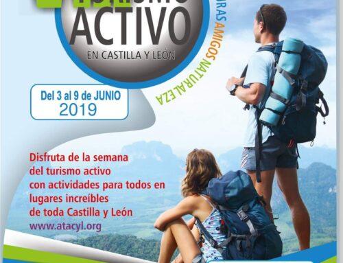 – VIII Semana del Turismo Activo de Castilla y León.