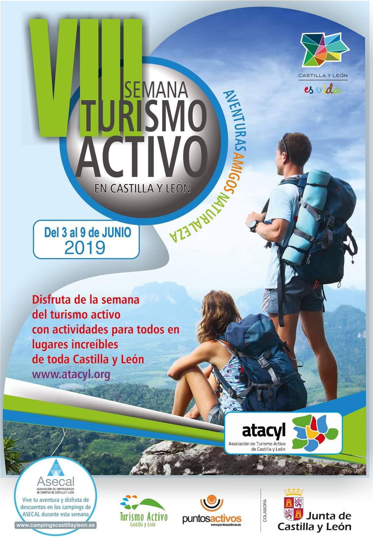VIII Semana del Turismo Activo de Castilla y León