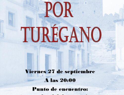 – Visita guiada por Turégano.