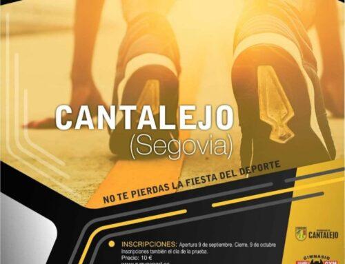 – Media Maratón Cantalejo 2019.