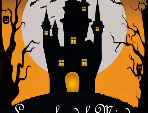 – Halloween en el Castillo de Cuéllar.