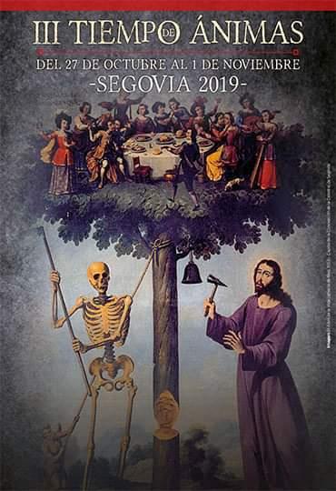 III Tiempo de Ánimas. Segovia