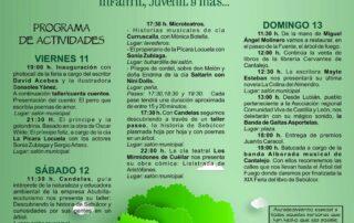 XIX Jornadas del libro en Sebúlcor