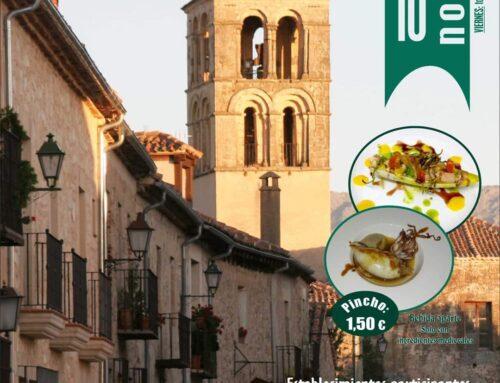– VII Certamen del pincho y tapa medieval en Pedraza.