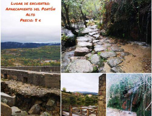 – Ruta de senderismo, historia y naturaleza. En la Granja de San Ildefonso.