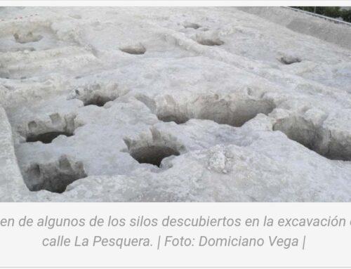 – Asentamiento medieval visigodo en Cuéllar.