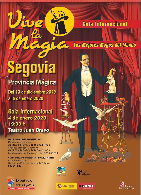 Vive la Magia de la Navidad en Segovia