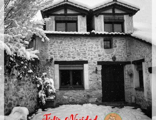 – Feliz Navidad 2019. Casas rurales La Fuente.