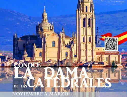 – Visitas guiadas a la Catedral de Segovia.